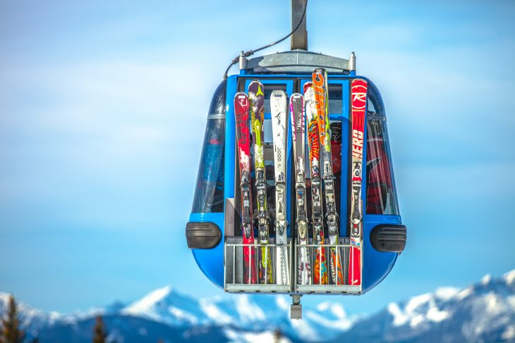 Čo s lyžami po zime?