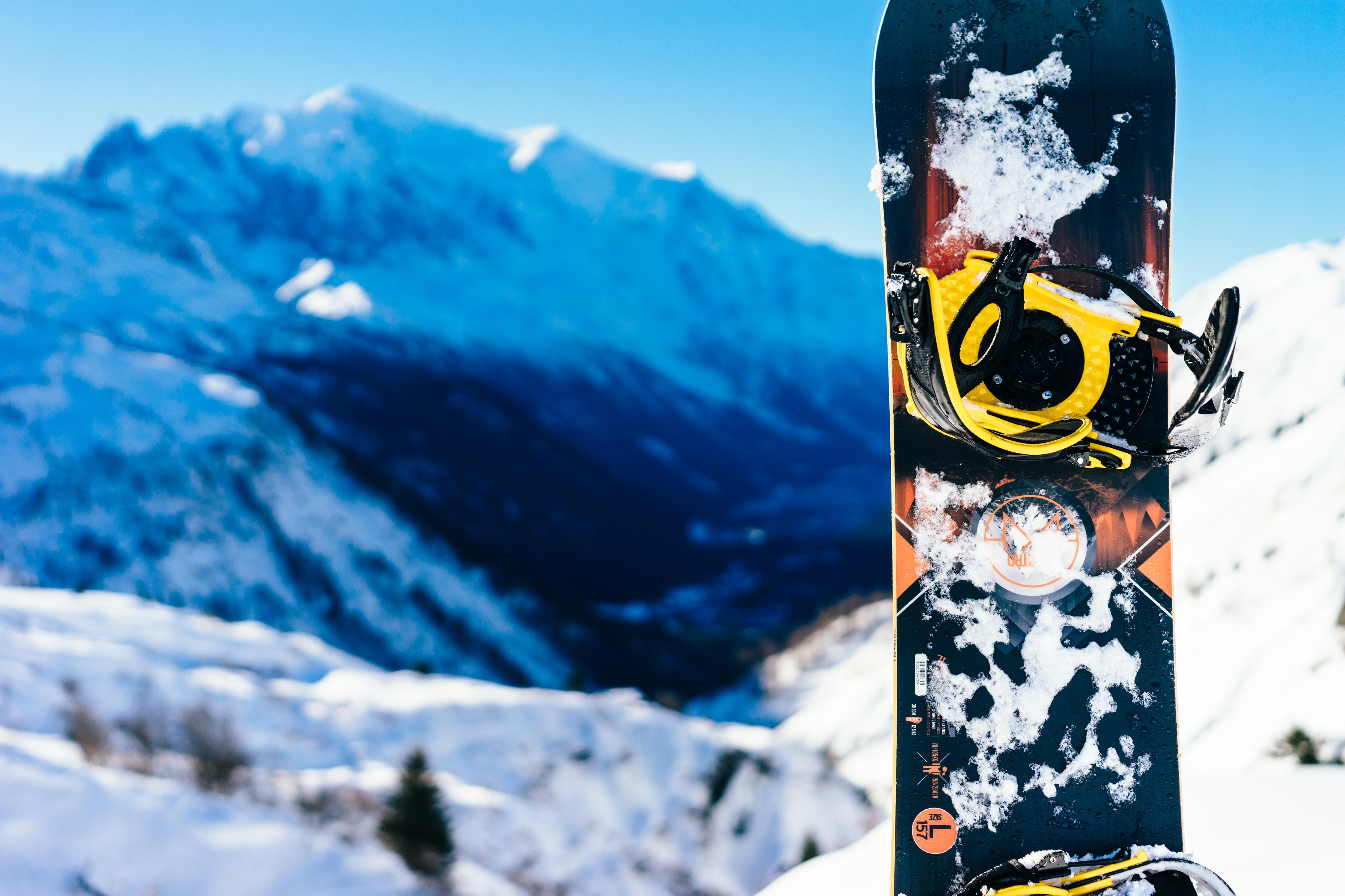 Ako namontovať viazanie na snowboard